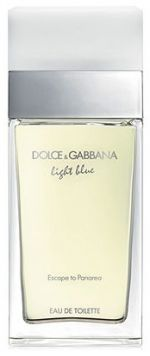 Light Blue Escape to Panarea